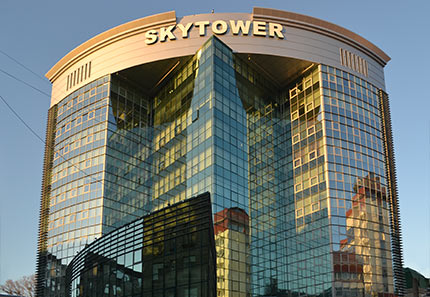 Forex corporate skytower